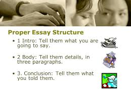 how to write concisely and compellingly ppt video online  7 proper essay structure
