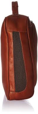 claire chase leather luxury golf shoe bag thumbnail 10