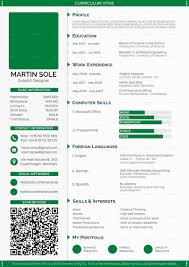 Resume Template For Word And Pages 1 2 And 3 Page Resume