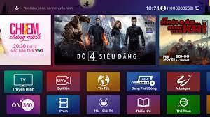 Android TV Box Vinabox A15 2020 Có Điều khiển giọng nói Ram 2G/ Rom 16G -  Hàng Chính Hãng - Android TV Box, Smart Box