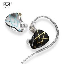 <b>KZ ASX</b> 20 BA Units <b>In-Ear</b> Monitor <b>Earphones</b> IEM — HiFiGo
