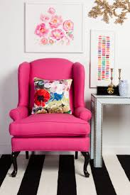 pink and white furniture. pink makes everything pretty and white furniture