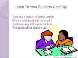 listening skills essay