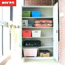 industrial storage cabinet with doors. Storage Cabinets With Bins Locker Collection  Big Balcony Cabinet Industrial Doors