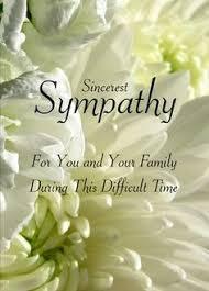 Condolences Messages For Your Sympathy Card | Pinterest ...