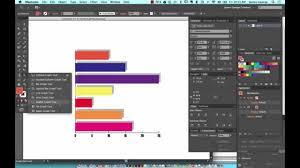 Create A Bar Graph In Illustrator