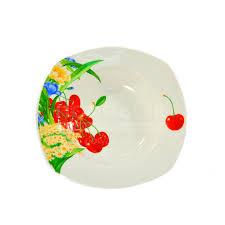 <b>Тарелка суповая</b> керамическая, <b>230</b> мм, Урожай 000623 ...
