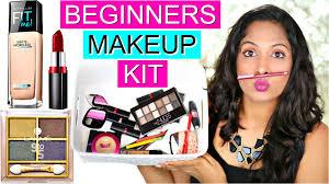 makeup starter kit makeup essentials beginners shrutiarjunanand you