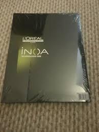 L Oreal Inoa Colour Chart Old Stock Loreal Inoa Colour Chart Shades Book 7 99