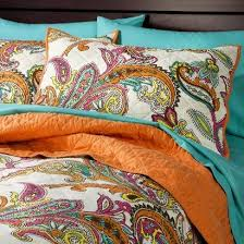 Best 25+ Paisley bedding ideas on Pinterest | Target bedding girls ... & Target : Xhilaration® Paisley Bedding My daughter just bought this bed set  for her room Adamdwight.com