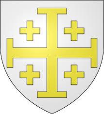 Jerusalem cross - Wikipedia