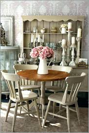 country dining table and chairs cool round country dining table shabby chic dining elegant round farmhouse
