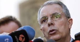 """El abogado que representa a las 58 víctimas del conocido """"caso Kárate"""", José María Palomino, hace declaraciones a los periodistas a su llegada esta mañana a ... - 2012-05-03_IMG_2012-05-03_13:00:45_palo12"""