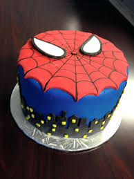 spiderman fondant birthday cake also cake to frame remarkable birthday cake ideas for las pictures