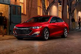 2013 Chevy Malibu Daytime Running Lights 2019 Chevrolet Malibu Review Trims Specs And Price Carbuzz