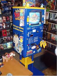 Blockbuster Vending Machines Extraordinary Who Else Brought Their Pokemon Snap Cartridges Up To Blockbuster To