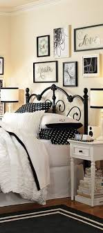 bedding for black furniture. black u0026 white polka dot bedding iron bed frame this to add guest room for furniture