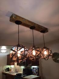 diy kitchen chandelier diy pallet pendant light fixture ideas