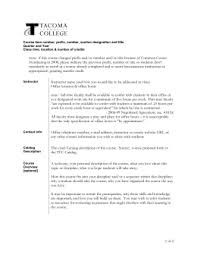college syllabus template tcc course syllabus faculty websites