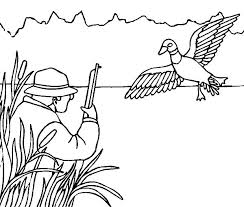 Small Picture Duck Hunting Coloring Pages Coloring beach screensaverscom