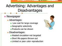 essays and disadvantages of advertising advantages  essays and disadvantages of advertising advantages