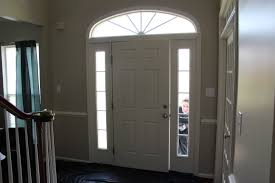 inside front door colors. White Front Door Inside. We Wrapped The Inside Our Home From Scratch Colors