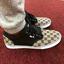 gucci vans custom. if you live gucci and love vans you\u0027re gonna want to win these custom v