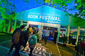 Image result for Edinburgh International Book festival images
