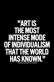 Expressing Yourself Through Art True Story Pinterest Art Mesmerizing Expressing Quotes