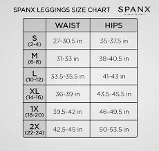 76 Memorable Spanx For Men Size Chart
