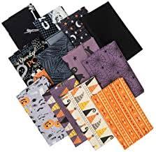 halloween fabric - Amazon.com