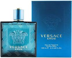 versace eros eau de toilette spray 3 4oz 100ml
