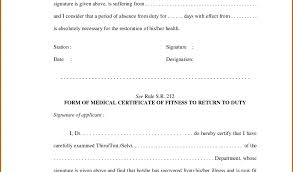Medical Certificate Template Delectable Medical Certificate Lovely Medical Certificate Template Free Image
