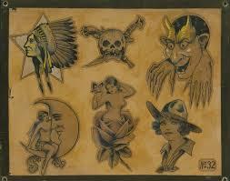 открылась выставка татуированный нью йорк Funtattooru