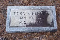 Dora Hendrix (1886-1961) - Find A Grave Memorial
