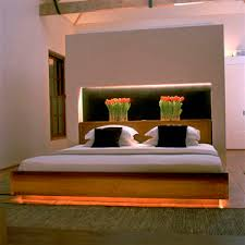 Led Lighting Bedroom LED Strip With Coloured Light Under The Bed Subtle And Beautiful Led Lighting Bedroom