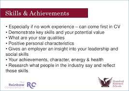 How To Put Achievements In Resume Bestresumeideas Com