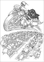 7 Hagrid Drawing Motorcycle For Free Download On Ayoqqorg