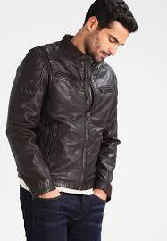 gipsy riley leather jacket schoko men clothing jackets dark brown moto gipsy 50 scheda