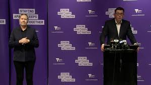 300,000 people in melbourne are now in lockdown until 29 july. Victoria Reimposes Coronavirus Stage 3 Lockdown On Metropolitan Melbourne And Mitchell Shire After Record Rise In Cases Abc News
