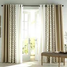 sliding door curtains make the most of your living room and dining combo curtains sliding doors ideas door curtain sliding door curtain rod ideas