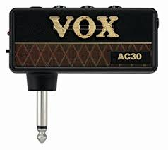 ac30. vox amplug headphone guitar amplifier - ac30 ac30 o