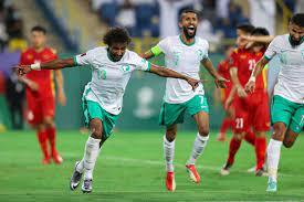 مباراة السعودية ضد عمان في تصفيات اسيا المؤهلة لكأس العالم . - شبكة أرباب