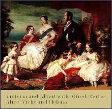 Haemophilia In The Descendants Of Queen Victoria