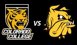 Broadmoor Arena Seating Chart Colorado College Hockey Vs Minnesota Duluth Tickets In