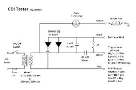 how to build cdi and magneto coil test click here for diagram