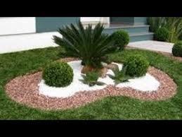 small beautiful corner garden design ideas