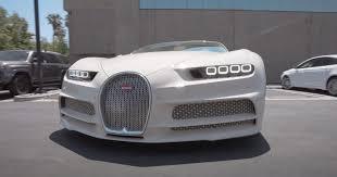 Embark on a journey into the hermès universe. Watch Manny Khoshbin Take His Hermes Bugatti Chiron For A Joyride