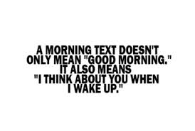 A Good Morning Text Quote Best of Morning Text Quotes Hd Picture New HD Quotes
