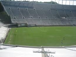 Lane Stadium Interactive Seating Chart Lane Stadium Section 2 Rateyourseats Com